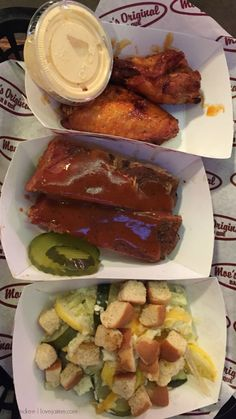 Share Tweet   1 Mail Share the love...04200I've lived in Asheville for many years and I've never eaten at Moe's Original Bar B Que ...