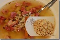 uzená polévka_postcard Grains, Rice, Food, Essen, Meals, Seeds, Yemek, Laughter, Jim Rice