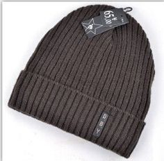 b06ae2f74ae Winter hats for men double knitted warm beanies women Casual hip-hop cap  plus velvet mask caps for women hat bad hair day