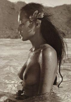 Polynesian women naked remarkable