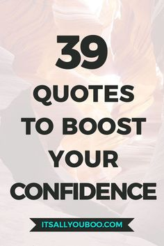 Do you have low self-confidence? Wish you were more confident? Here are 39 amazing quotes to boost confidence and happiness in yourself. Low Self Confidence, Confidence Boost, Confidence Quotes, Confidence Building, Free Printable Quotes, Motivational Quotes, Inspirational Quotes, This Is Your Life, Positive Affirmations