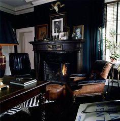 o escritório do Barão