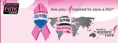 Susan G. Komen Generic RE/MAX Facebook Cover  Going Pink for Breast Cancer