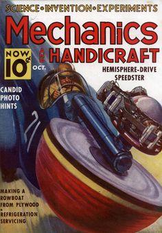 Mechanics And Handicraft – Oct, 1938 | Modern Mechanix
