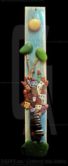 VENDUTO, riproducibile simile (come tutte le mie opere) - Nel sito artistico GIGARTE.com trovi opere, gallerie, informazioni, news, eventi, recensioni, ...