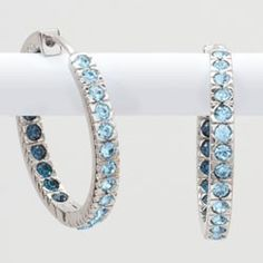 Double Take Earrings - Touchstone Crystal Online Shop Fun, Affordable jewelry from Swarovski $43.00