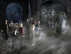 Once Upon A Time tv show... most amazing sets.