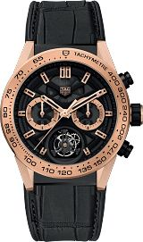 TAG Heuer Carrera Calibre HEUER 02 T 100 M - 45 mm CAR5A5Z.FC6377 TAG Heuer watch price