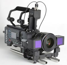 This year it would be highlighted the RGB+Z camera prototype developed by ARRI