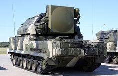 * Tor-M1 SAM russo = Mísseis SA-15 Gauntlet. * Sistema de Mísseis Terra-Ar. Projetado para Aviões, Helicópteros, Mísseis de  Cruzeiro, Munições de Precisão Guiadas.