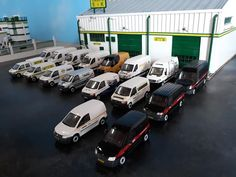 Model Building Kits, Matchbox Cars, Train Layouts, Scale Models, Cool Cars, Miniature, Collections, Trucks, Fitness Exercises