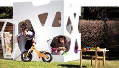 kids outdoor playhouse SmartPlayHouse.com