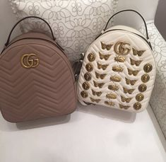 Gucci backpack // ♡pinterest :ashshila