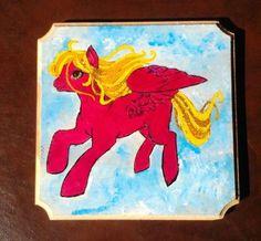 taghetta in legno ,mini pony