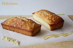 Deliciours...: Financiers au miel