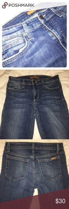 Joe's Brand Designer Jeans Slightly worn. Still in excellent condition. Straight leg. Joe's Jeans Jeans Straight Leg