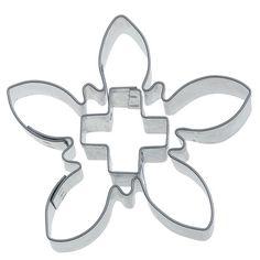 Edelweiss cookie cutter (Edelweiss Keks Ausstecher) from Puzzlegruss