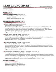 resume don t make it look the same no company will want to read
