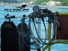 Ready to go! Dive! http://www.imascubadiver.com
