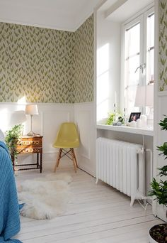 lavandería decoración distribución ático decoración nordica con muchos textiles decoración mix texturas decoración interiorismo atico nordico decoración escandinava walkin closet cocinas blancas modernas blog decoración nórdica blog decoración interiores escandinavos