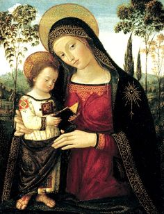 Bernardino di Betto, il Pinturicchio.