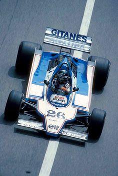 Ligier Ford JS11 - #26 Jaques Lafitte GP Monaco 1979
