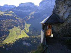 aescher-wasserauen-Switzerland