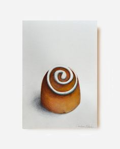 Candy chocolate-food illustration/wall decor by SimpleArtStudio
