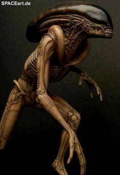 Alien 3: Running Warrior, Modell-Bausatz ... https://spaceart.de/produkte/al038.php