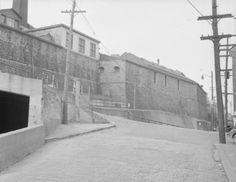 La cartoucherie sur la côte-du-Palais à Québec 1948
