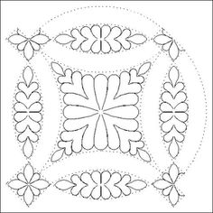 Quilting Stencils, Quilting Templates, Free Stencils, Longarm Quilting, Free Motion Quilting, Quilting Stitch Patterns, Machine Quilting Designs, Quilt Patterns, House Quilts