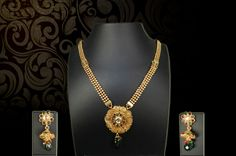Indian Fashion Jewelry Wedding Necklaces Earrings Bollywood Ethnic Gold Sets