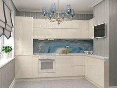Кухня Cream Alcove, Bathtub, Bathroom, Bath Tube, Tubs, Bathing, Soaker Tub, Tub