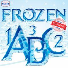 Frozen Letras Digital Alfa Numérico 065B