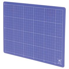Colorful Translucent Cutting Mat, 9 X 12, Translucent Purple