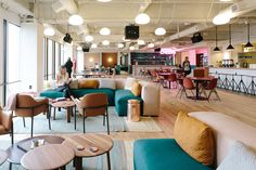 A Tour of WeWork - Embarcadero - Officelovin'