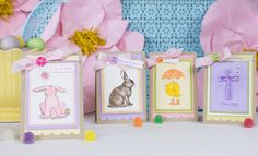 Easter ATS Cards