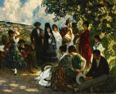 Francis Luis Mora (Montevideo (Urugay) 1874-1940)