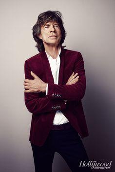 Mick Jagger Goes Hollywood