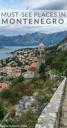 Top Places You Must See When You Visit Montenegro - Visit this hidden gem in Europe this summer for some of Europe's oldest history and a unique place to visit! #kotor #budva #montenegro #skadar