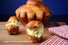 Homemade brioche for Easter Sunday brunch!