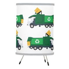 Recycling Garbage Truck Tripod Lamp back to school ideas, first day of school craftivity, welcome back school gifts #BackToSchoolWithBraces #backtoschoolminis #backtoschoolpromos, dried orange slices, yule decorations, scandinavian christmas Back To School For Teens, Unique Night Lights, Linen Lamp Shades, Garbage Truck, Incandescent Light Bulb, Yule Decorations, School Gifts, Tripod Lamp, Scandinavian Christmas