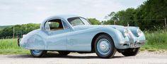 1953 Jaguar XK120 Fixed-head Coupé  Chassis no. 669035