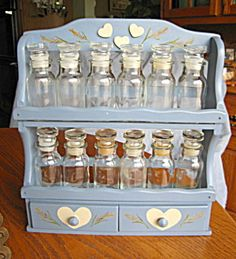 Spice Jars Griffith Lab Black White Spice Jars Spice Rack Milk Glass Spice Bottles Keyhole Slots for Hanging Hanging Spice Rack