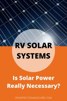 An Rv Solar System Who Needs It In 2020 Rv Solar System Rv Solar Rv Solar Power