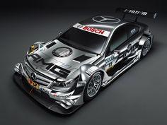 AMG Mercedes C-Klasse DTM C204 2012
