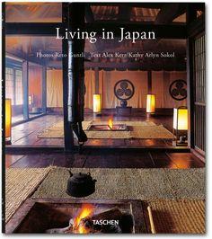Living in Japan. TASCHEN Verlag (TASCHEN 25 Ausgabe)