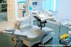 Studio medico dentistico in Croazia  Una carrellata di immagini per mostrarvi il nostro studio medico dentistico in croazia.  Le migliori apparecchiature all'avanguardia per le migliori cure dentistiche.  Strutture all avanguardia presso i dentisti croati.
