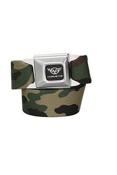Camouflage Seat Belt Belt