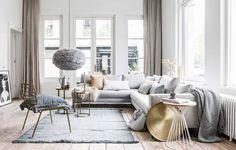Project Nieuw Vennep, een interieuradvies voor woonkamer en eetkamer. #woonkamer #eetkamer #interieuradvies